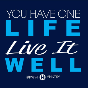 One Life - Live It Well shirt