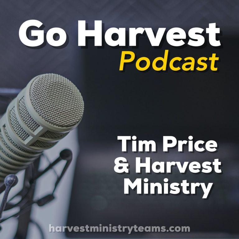GO HARVEST (Tim Price)
